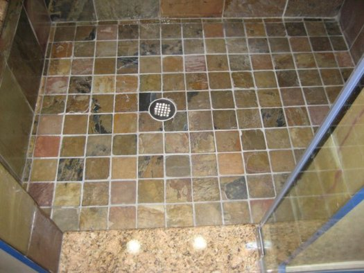 Bathroom Remodeling Shower Floor
