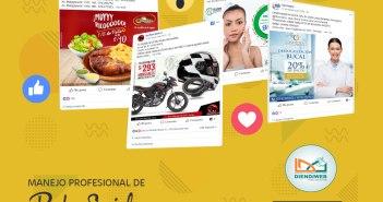 Manejo Profesional de Redes Sociales para tu Empresa o Marca