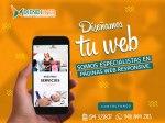 Diseñamos tu web, somos especialistas en páginas web responsive en Chiclayo