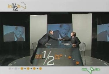 Berlusconi Annunziata
