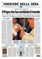 Corriere Mortedelpapa