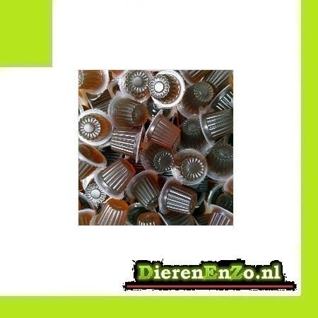 Jelly cup Bruine suiker