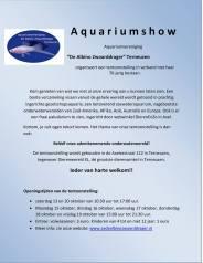 Aquarium vereniging de Albino zwaarddrager