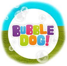 Bubble dog
