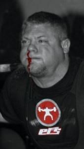 AJ Roberts reppin nosebleeds hard!