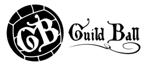 Guild Ball Logo with Text