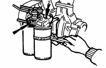 How to Change Engine Fuel Filter and Air Filter