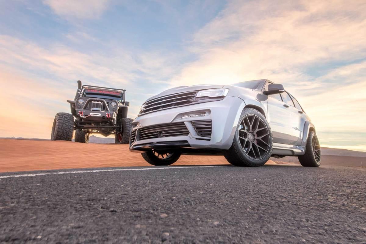 Decked Out Jeep Wrangler >> DOUBLE JEEPARDY – DieselSellerz Blog