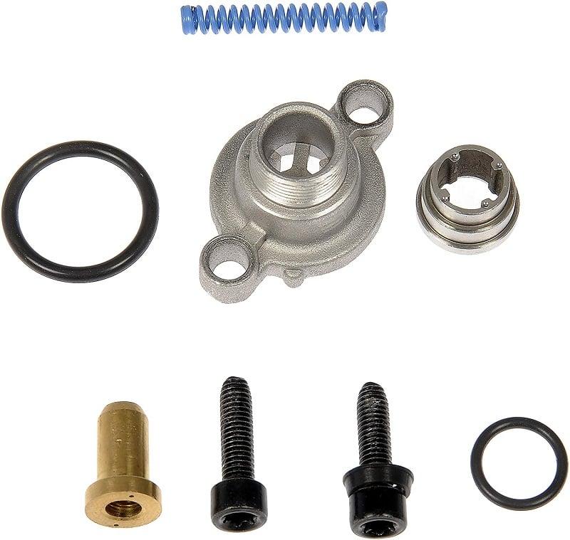dorman 904 458 fuel pressure regulator valve kit 99 03 ford 7 3l powerstroke