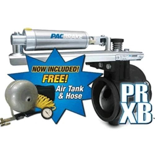 pacbrake prxb exhaust brake kit 06 07 6 6l gm duramax lly lbz c40070