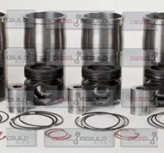 Cummins ISX Series | Diesel Rebuild Kits