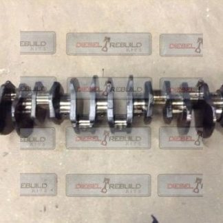 Crankshaft | Detroit Diesel Series 60 | 12.7 L | Reman