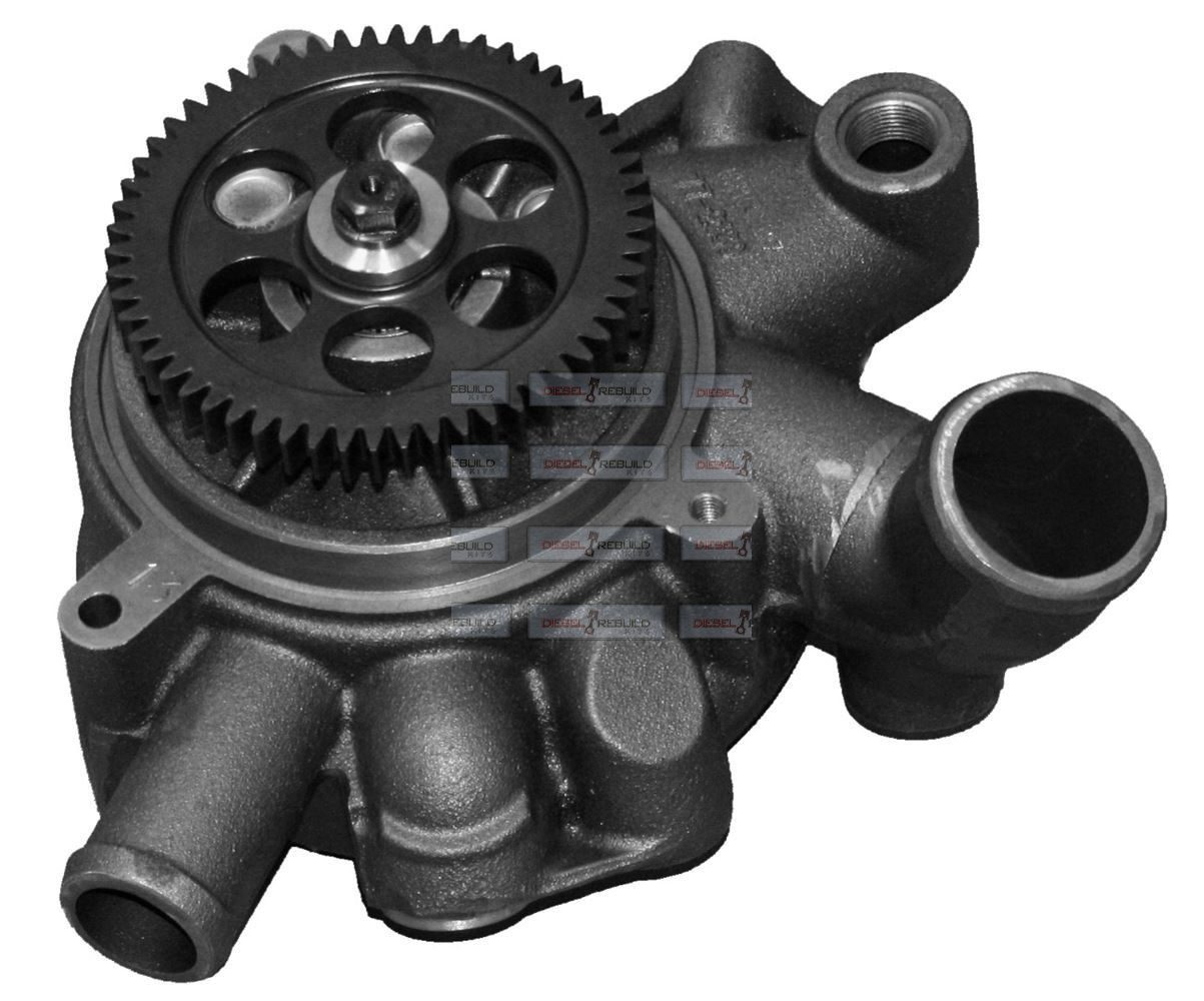 Detroit Diesel Series 60 >> Water Pump Detroit Diesel Series 60 14 L Diesel Rebuild Kits