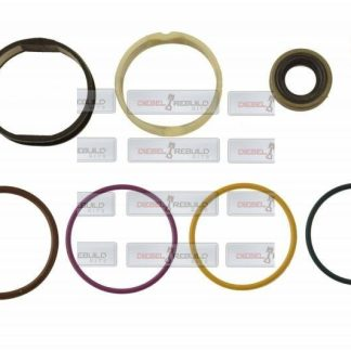 Seal ,Spiral Spin, Injector O-Rings and Filter Screens