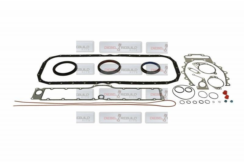 Lower Gasket Set | Cummins ISX | 2881766 | Diesel Rebuild Kits