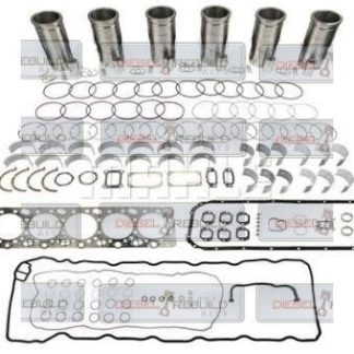 Mack E7 Piston-Less Engine In-Frame Overhaul Rebuild Kit | E-Tech