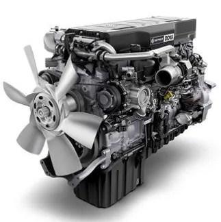 DD15 Engine Series