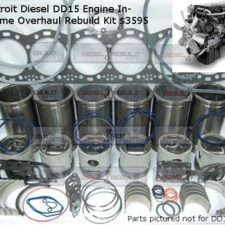 dd15 rebuild kit