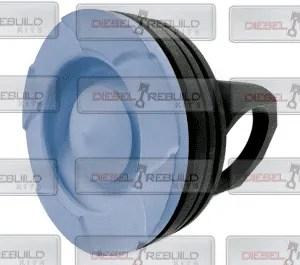 Ceramic Coated Piston