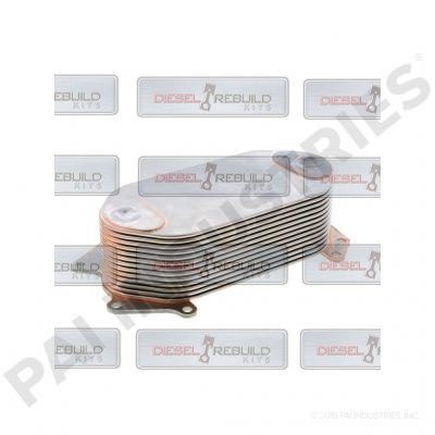 DD15 Oil Cooler