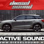 Audi Q2 Active Sound