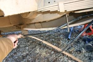 Parking Brake Cable LengthRouting?  Dodge Diesel