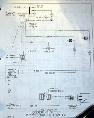 Where's The OD solenoid on a 93  Dodge Diesel  Diesel Truck Resource Forums