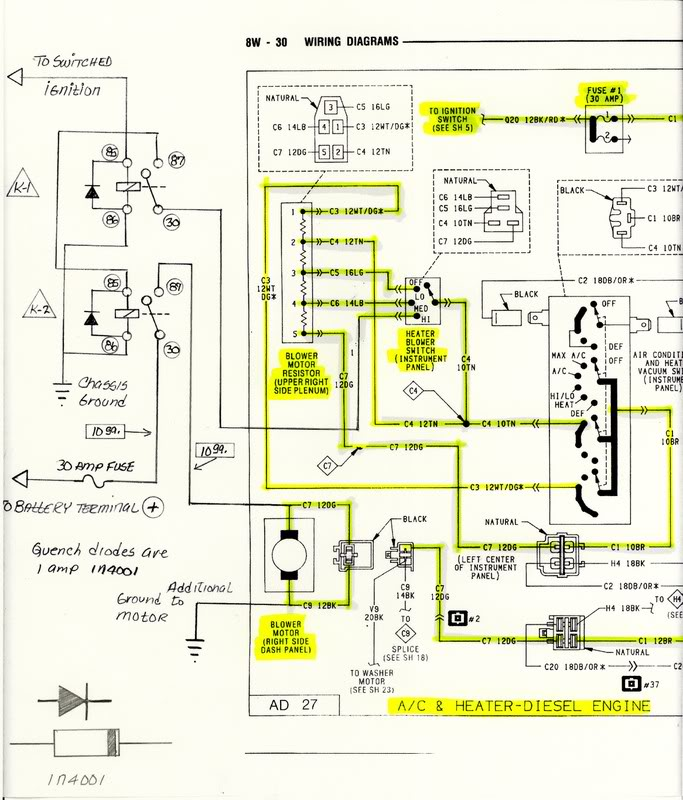 73850d1501890824 blower motor blowermotordiagramwithrelayuntitled?resize\\\=665%2C779\\\&ssl\\\=1 06 dodge ram 1500 abs wiring diagrams wiring diagram byblank 2012 Ram 1500 Wiring Diagram Schematic at gsmx.co