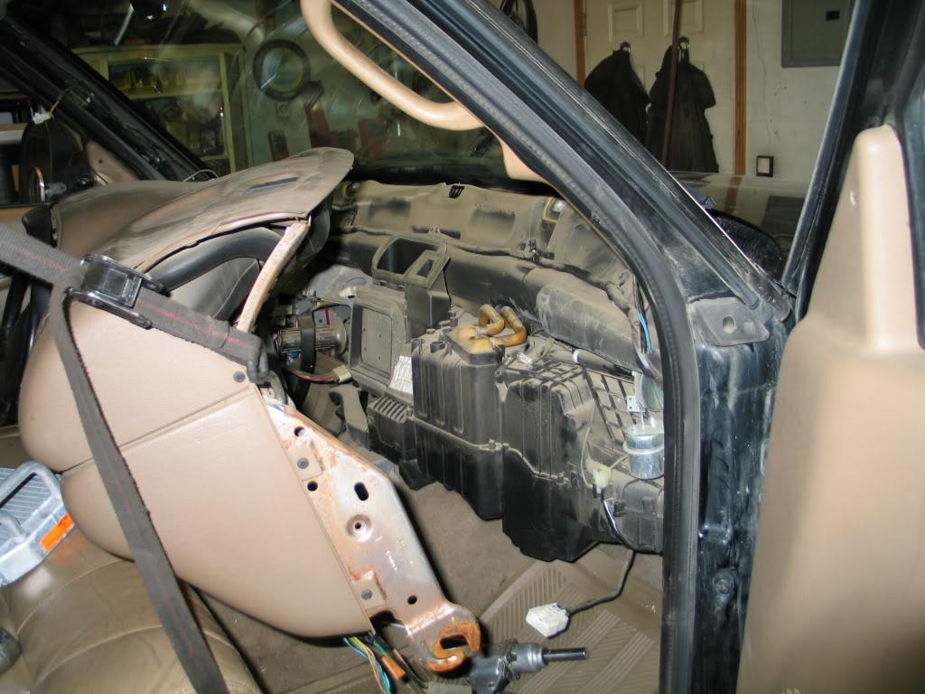 Blend Door Ram 1500 2003 Dodge