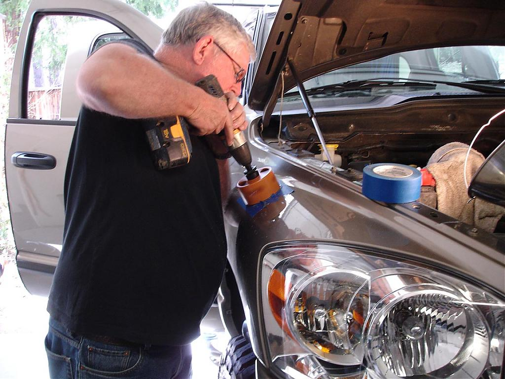 Snorkel Install Dodge Diesel Diesel Truck Resource Forums