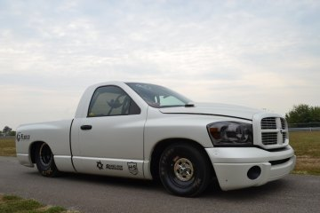 Half-Ton Terror: A 1,583-hp 6.4L Cummins packed into a Ram 1500