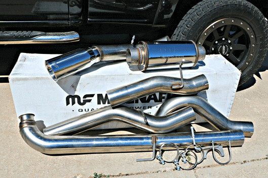EXHAUST: WHICH ONE AND WHY