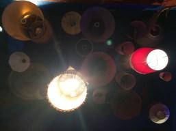 Lampen.