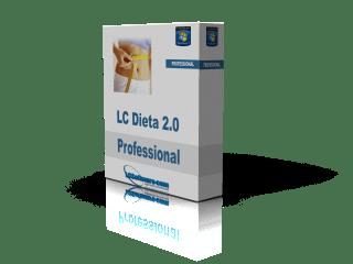 Software calcolo peso ideale fabbisogno calorico calorie LC Dieta 2.0