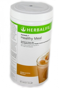 dietbud Herbalife UK products Cappuccino