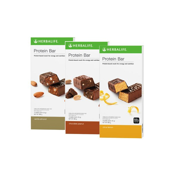 Herbalife Protein Bars – Multipack of 3