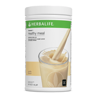 F1 Meal Replacement Shake – Vanilla Cream 780g