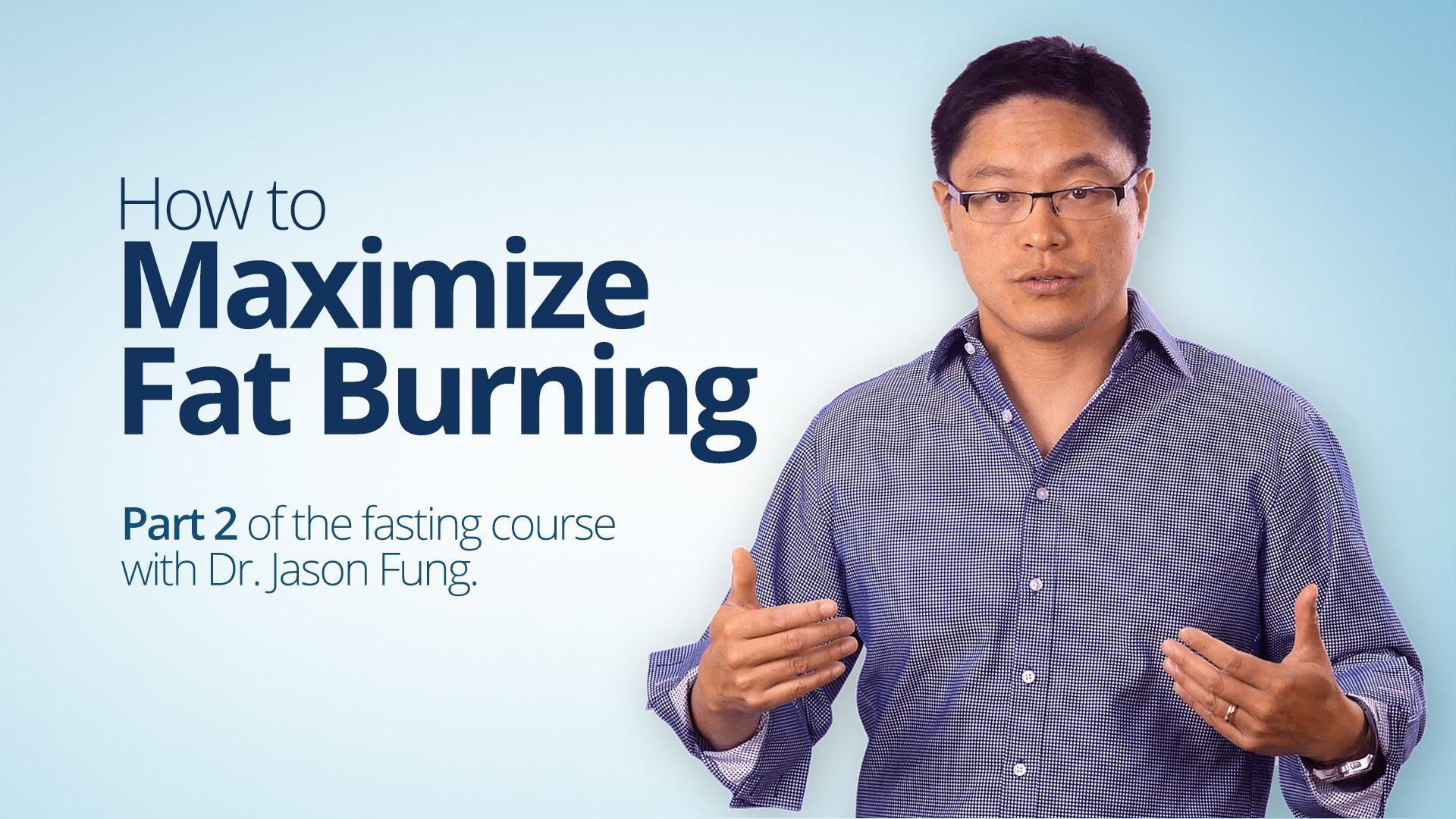 Fasting 2b – Jason Fung