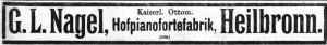 Nagel 1901