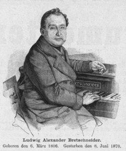Ludwig Alexander Bretschneider