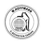 Hoffmann, W., Bechstein-Logo