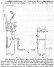Förster, H., Patent