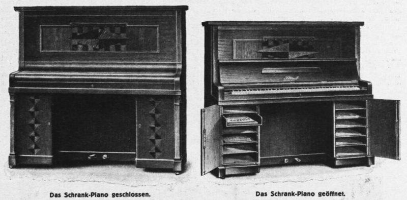 Staub Schrank
