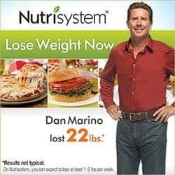 Nutrisystem Men Weight Loss Meal Plan