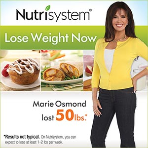 Marie Osmond Lost 50 Pounds on Portion Control Nutrisystem Plan