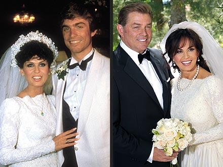 Marie Osmond Weight Loss and Wedding Dress
