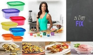 21 Day Fix Meal Plan Diet and Beachbody Fitness