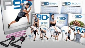 P90 Tony Horton 90 Day New Beachbody Workout