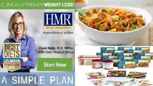 HMR Diet Program Health Weight Management Program