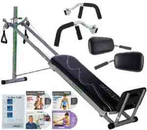 Total Gym Supreme 30 Day Trial on this Home Gym